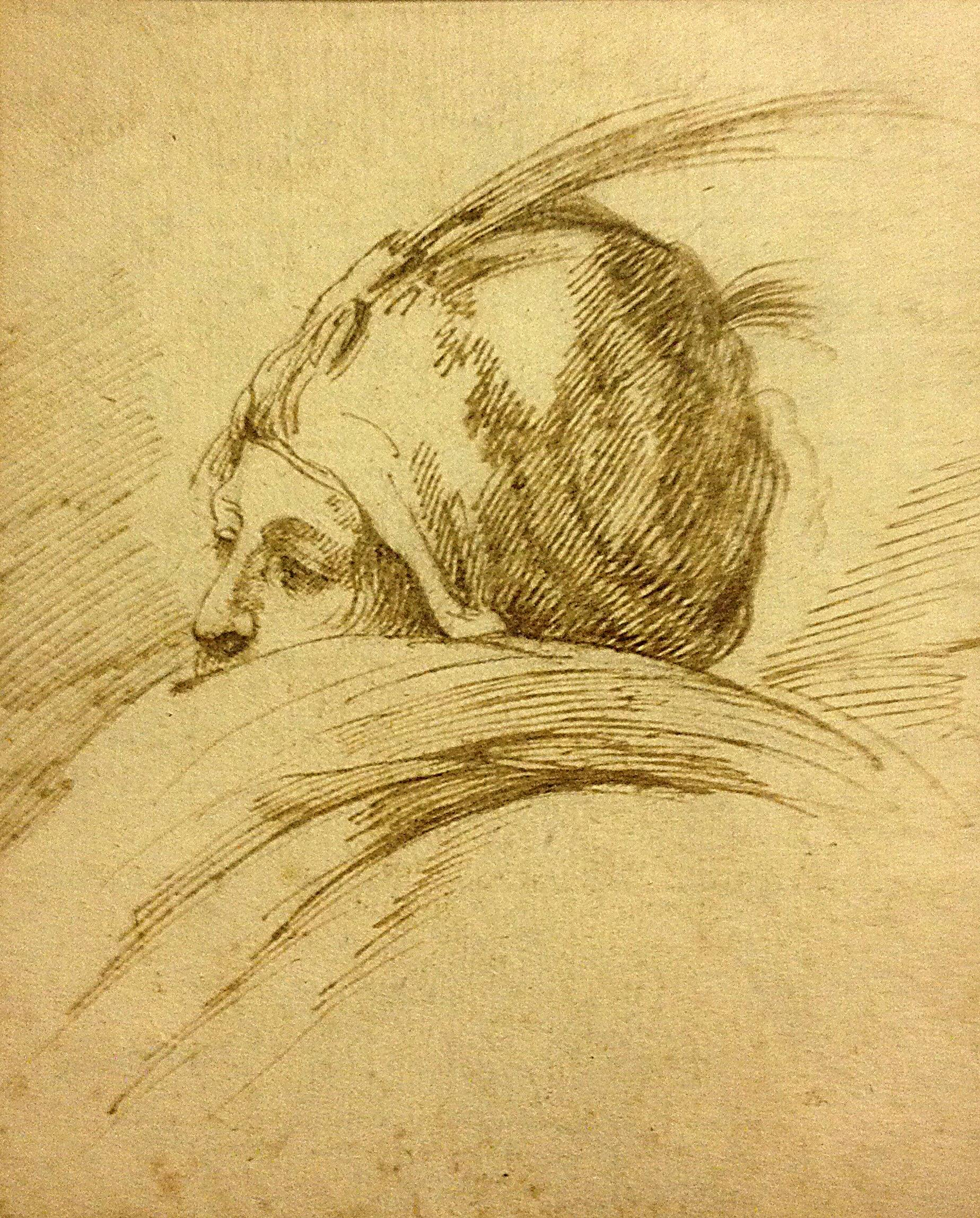 Untitled. Giovanni Guercino (attrib.).