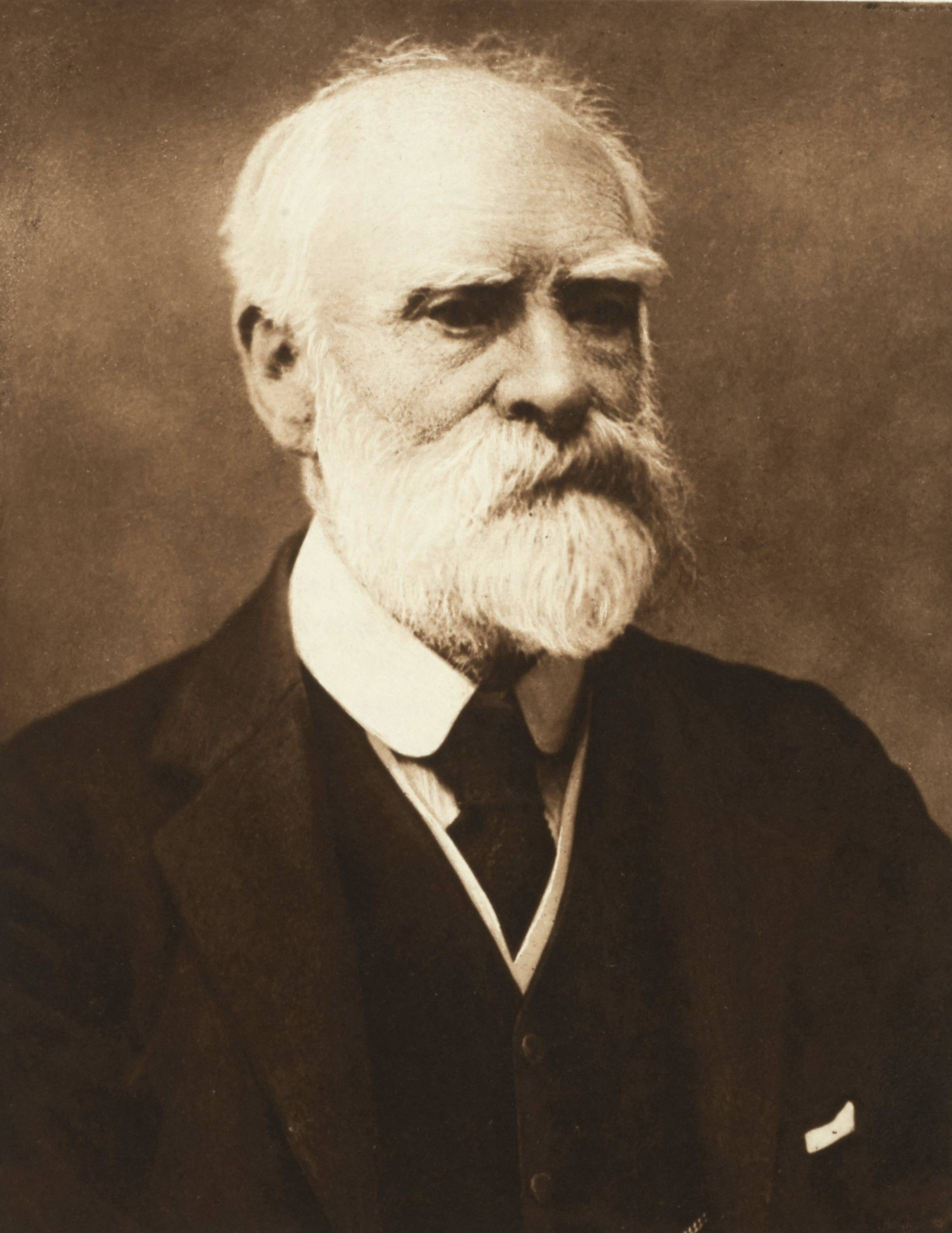 James Bryce, 1838 - 1922.